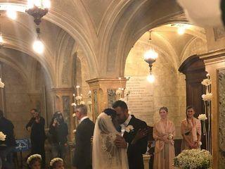 Le nozze di Giorgio  e Sunitha  1