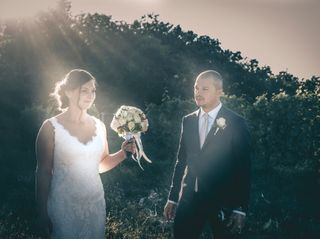 Le nozze di Gloria e Daniele