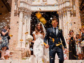 Le nozze di Marta e Pasquale