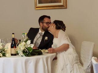 Le nozze di Teresa e Mauro