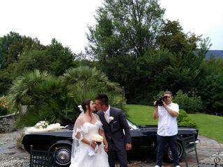 Le nozze di Catalina e Renato
