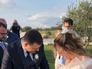 Le nozze di Stefano e Stefania 2