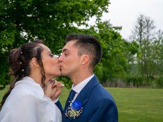 Le nozze di Emanuele e Debora