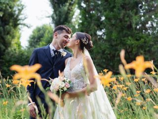 Le nozze di Anthea e Alex