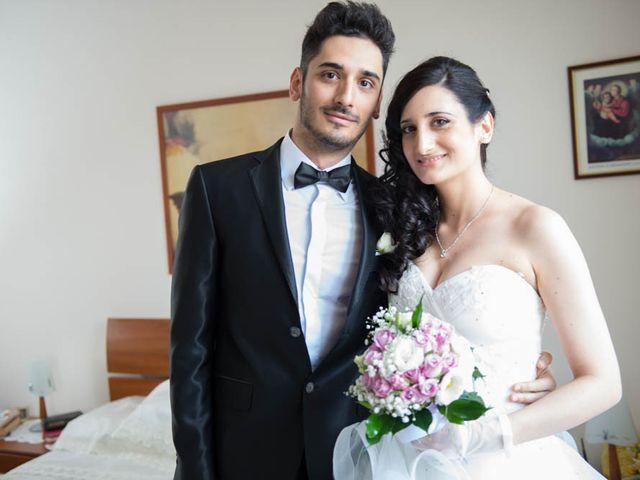 Il matrimonio di Nicola e Corinna a San Paolo, Brescia 25