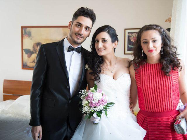 Il matrimonio di Nicola e Corinna a San Paolo, Brescia 26