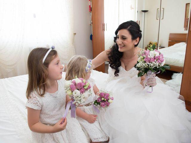 Il matrimonio di Nicola e Corinna a San Paolo, Brescia 34