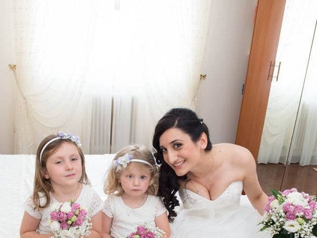 Il matrimonio di Nicola e Corinna a San Paolo, Brescia 35