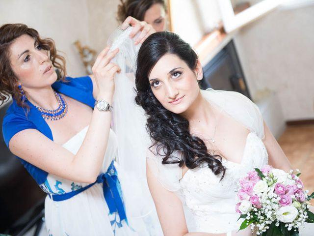 Il matrimonio di Nicola e Corinna a San Paolo, Brescia 36