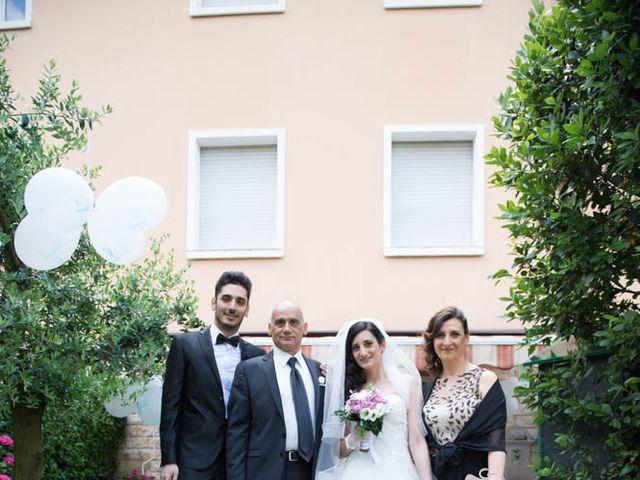 Il matrimonio di Nicola e Corinna a San Paolo, Brescia 37