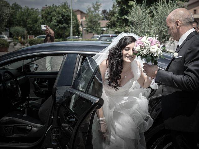 Il matrimonio di Nicola e Corinna a San Paolo, Brescia 41