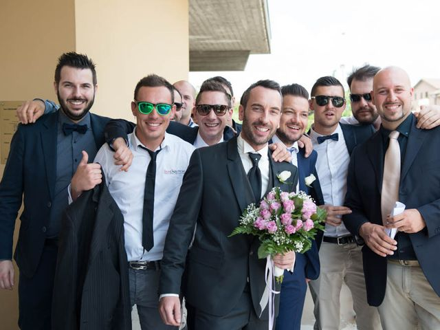 Il matrimonio di Nicola e Corinna a San Paolo, Brescia 42