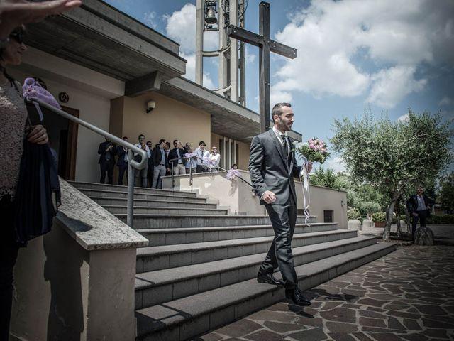 Il matrimonio di Nicola e Corinna a San Paolo, Brescia 44