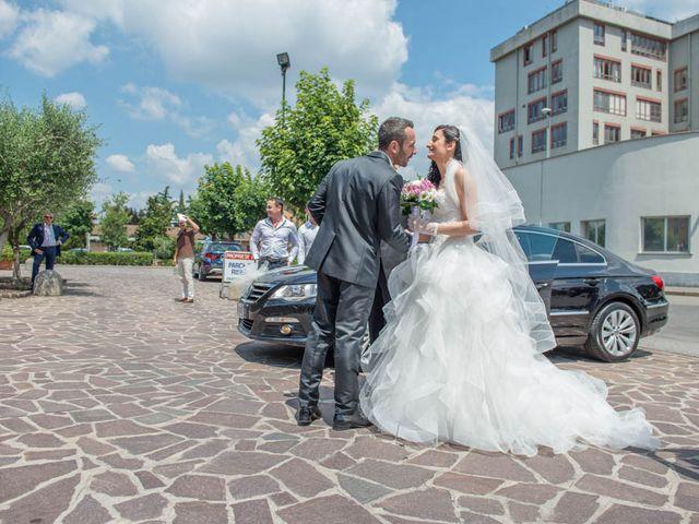 Il matrimonio di Nicola e Corinna a San Paolo, Brescia 46