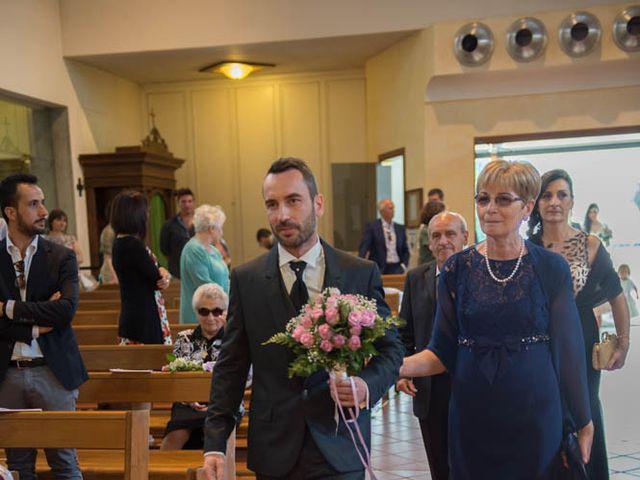 Il matrimonio di Nicola e Corinna a San Paolo, Brescia 48