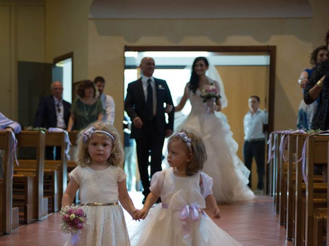 Il matrimonio di Nicola e Corinna a San Paolo, Brescia 49