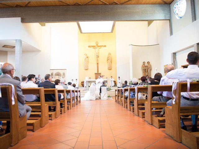 Il matrimonio di Nicola e Corinna a San Paolo, Brescia 53