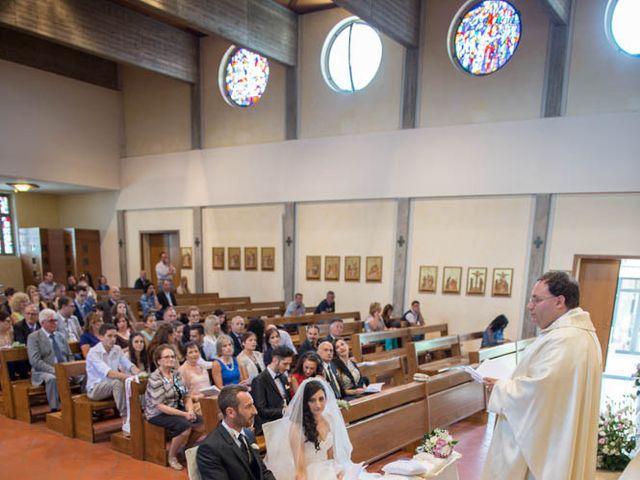 Il matrimonio di Nicola e Corinna a San Paolo, Brescia 60