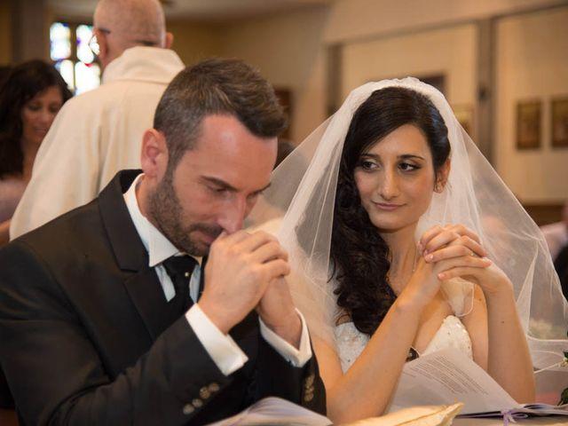 Il matrimonio di Nicola e Corinna a San Paolo, Brescia 63