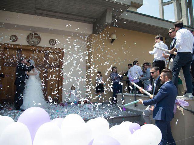 Il matrimonio di Nicola e Corinna a San Paolo, Brescia 71