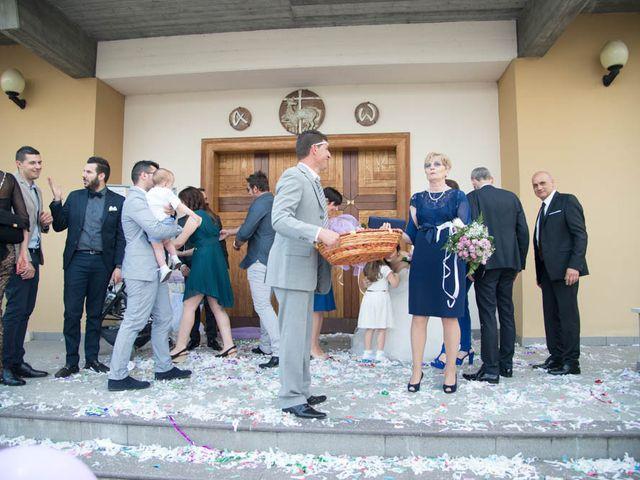 Il matrimonio di Nicola e Corinna a San Paolo, Brescia 74