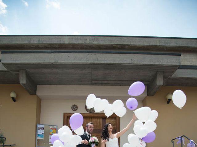 Il matrimonio di Nicola e Corinna a San Paolo, Brescia 76