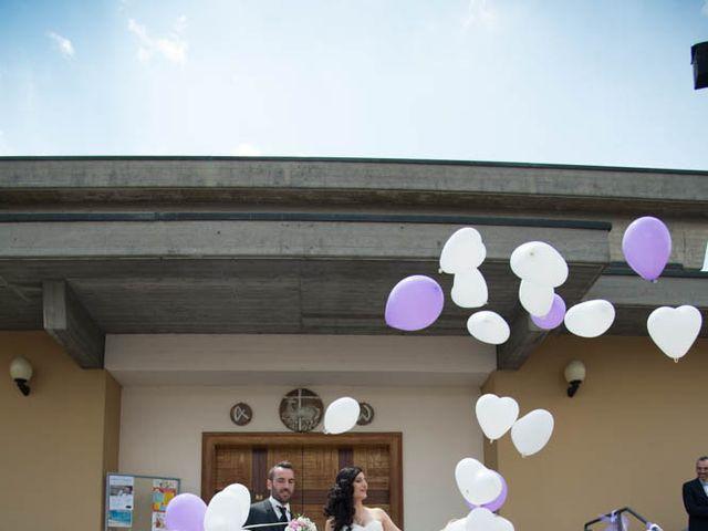 Il matrimonio di Nicola e Corinna a San Paolo, Brescia 77