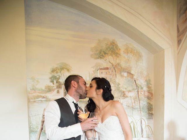 Il matrimonio di Nicola e Corinna a San Paolo, Brescia 83