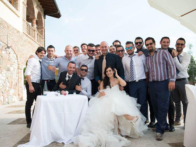 Il matrimonio di Nicola e Corinna a San Paolo, Brescia 94