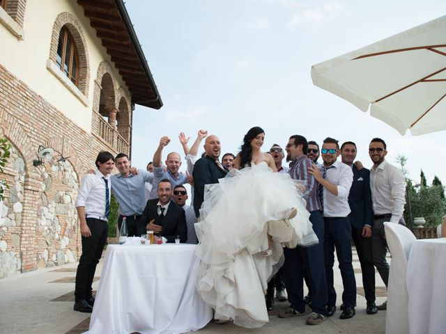 Il matrimonio di Nicola e Corinna a San Paolo, Brescia 95