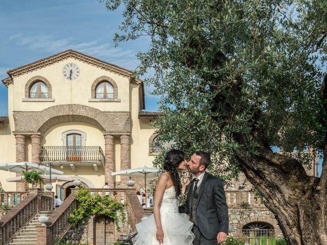 Il matrimonio di Nicola e Corinna a San Paolo, Brescia 98