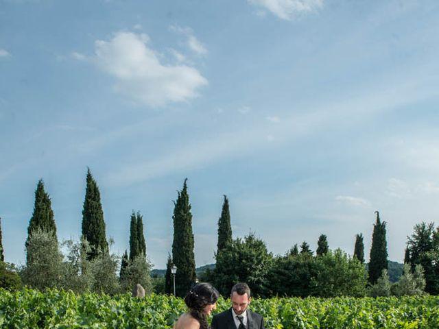 Il matrimonio di Nicola e Corinna a San Paolo, Brescia 100