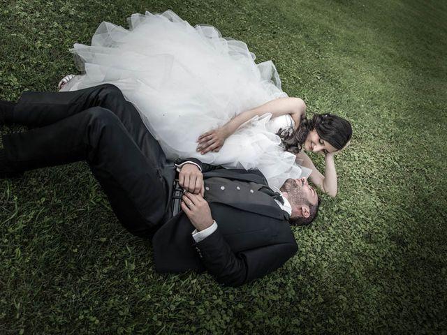 Il matrimonio di Nicola e Corinna a San Paolo, Brescia 105