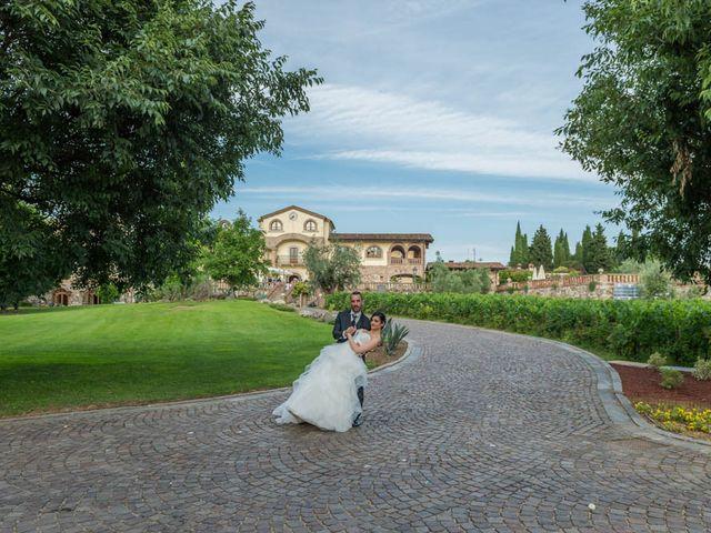 Il matrimonio di Nicola e Corinna a San Paolo, Brescia 110