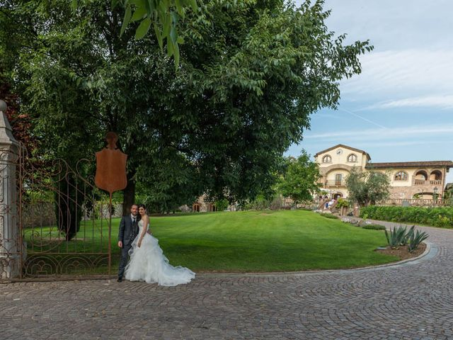 Il matrimonio di Nicola e Corinna a San Paolo, Brescia 111