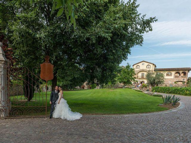 Il matrimonio di Nicola e Corinna a San Paolo, Brescia 112