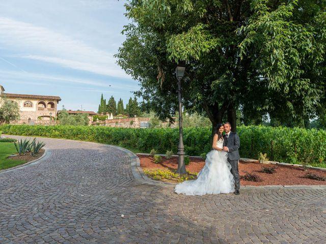Il matrimonio di Nicola e Corinna a San Paolo, Brescia 113