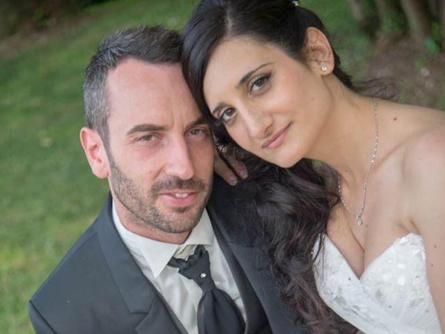 Il matrimonio di Nicola e Corinna a San Paolo, Brescia 117