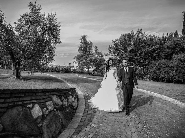 Il matrimonio di Nicola e Corinna a San Paolo, Brescia 1