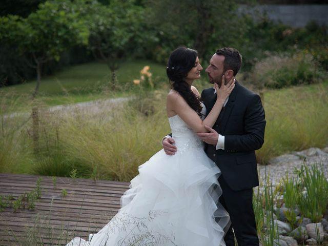 Il matrimonio di Nicola e Corinna a San Paolo, Brescia 130