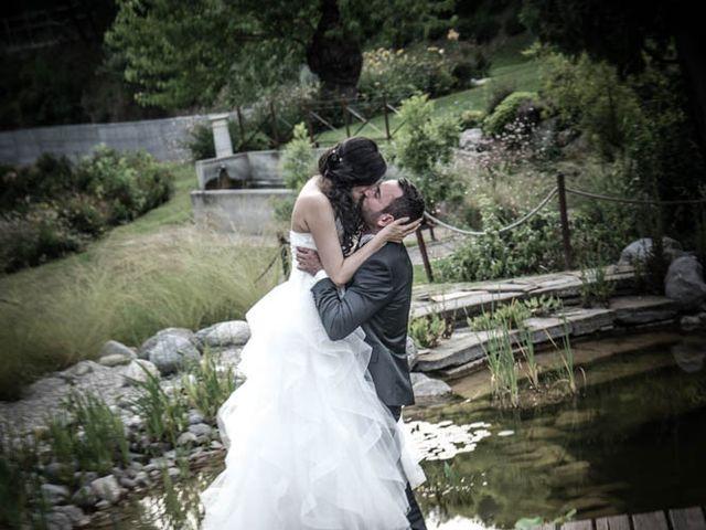 Il matrimonio di Nicola e Corinna a San Paolo, Brescia 133