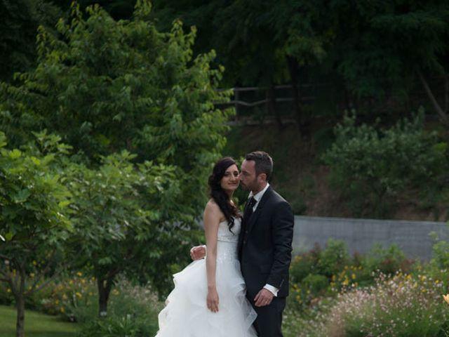 Il matrimonio di Nicola e Corinna a San Paolo, Brescia 137