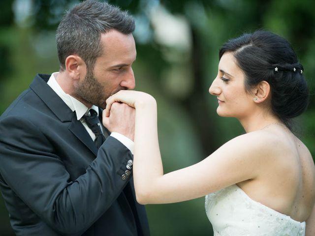 Il matrimonio di Nicola e Corinna a San Paolo, Brescia 140