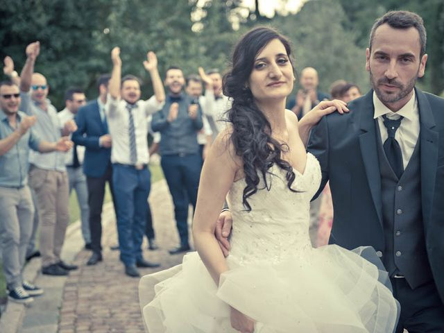 Il matrimonio di Nicola e Corinna a San Paolo, Brescia 147