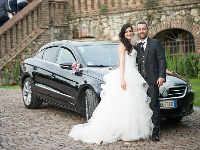 Il matrimonio di Nicola e Corinna a San Paolo, Brescia 148