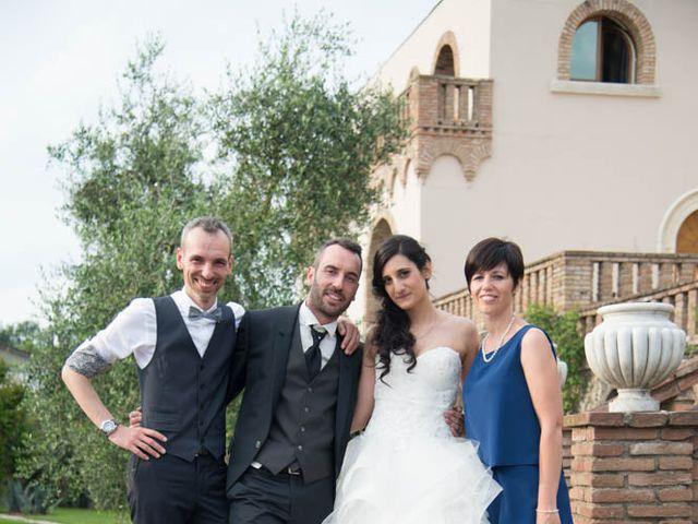 Il matrimonio di Nicola e Corinna a San Paolo, Brescia 150