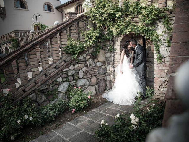 Il matrimonio di Nicola e Corinna a San Paolo, Brescia 2