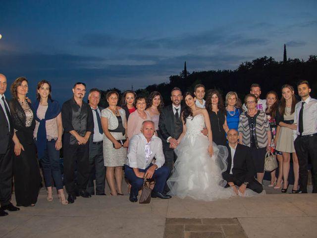 Il matrimonio di Nicola e Corinna a San Paolo, Brescia 160