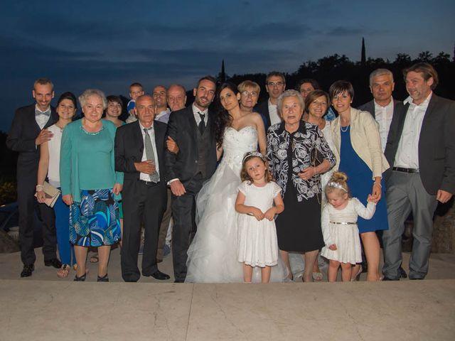 Il matrimonio di Nicola e Corinna a San Paolo, Brescia 161