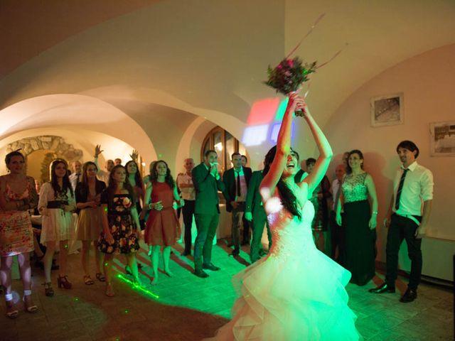 Il matrimonio di Nicola e Corinna a San Paolo, Brescia 182